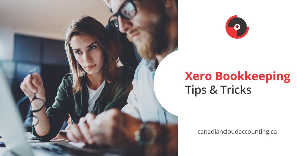 Xero Bookkeeping Tips & Tricks