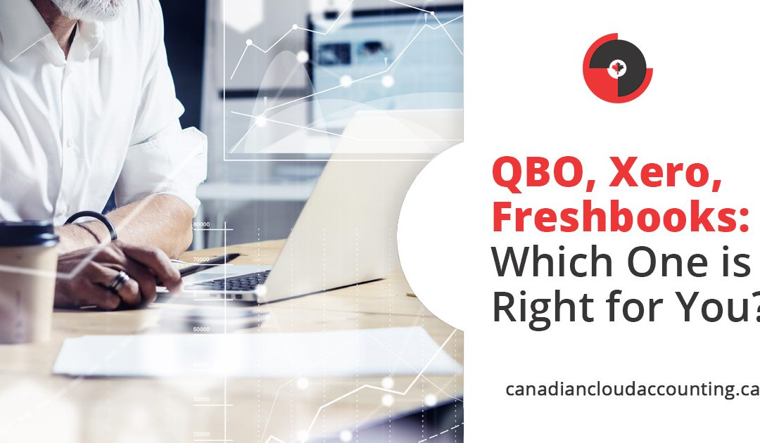 QuickBooks, Xero, Freshbooks: Which Online Accounting Software is Right for You?