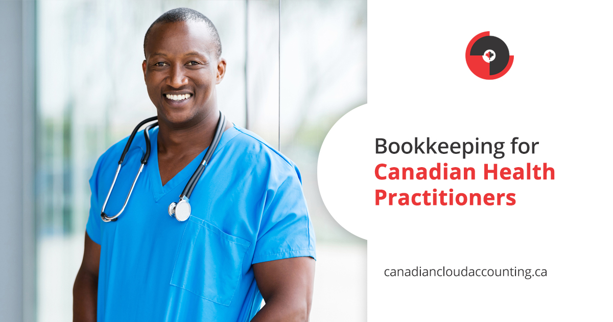 Bookkeeping for health practitioners