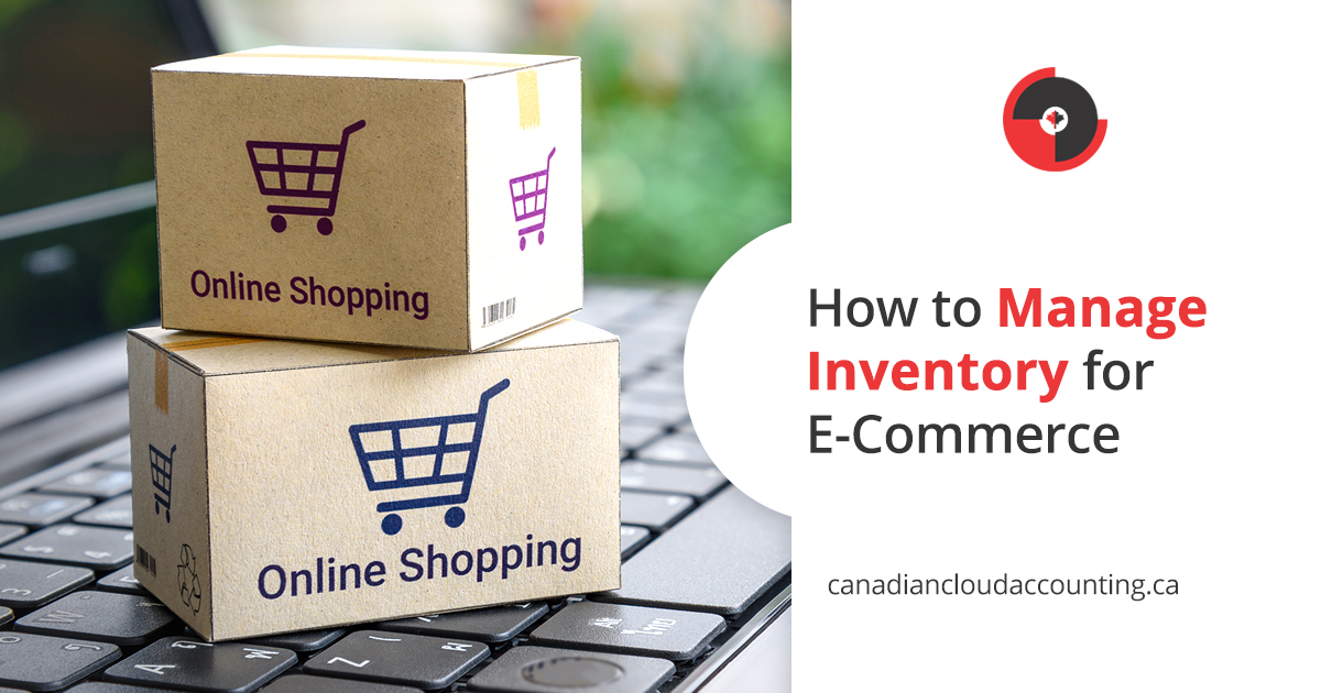 how to manage inventory for your e-commerce