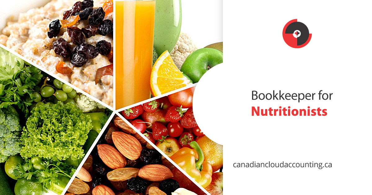Bookkeeper for nutritionists