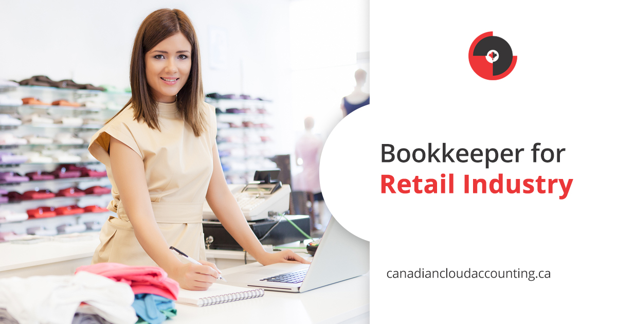 Bookkeeper for retail & e-commerce
