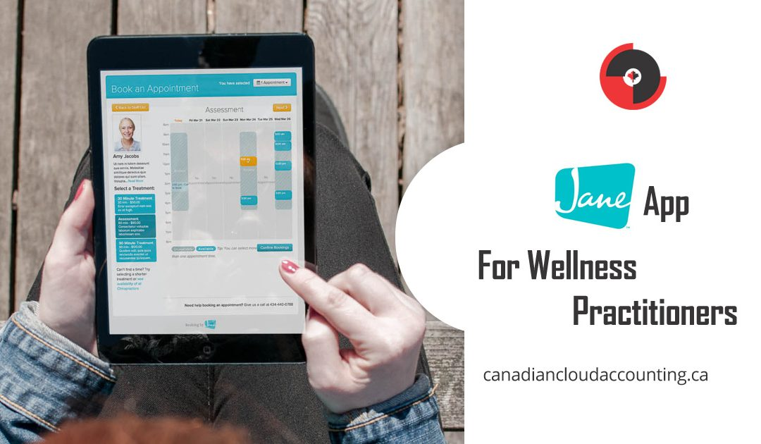 Jane App for Wellness and Health Practitioners