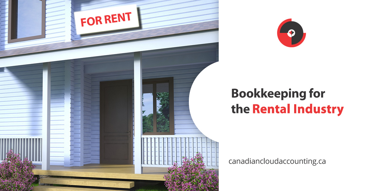 Bookkeeping for rental