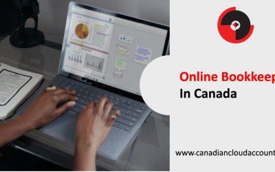 Online Bookkeeper in Canada