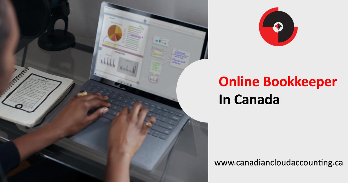 Online bookkeeper Canada